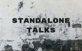 Stand Alone Talks